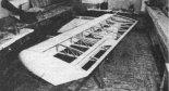 Budowa skrzydła samolotu Fiuk J-2B. (Źródło: Skrzydlata Polska nr 20/1988).