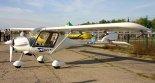 """Samolot sportowy ultralekki Fly Synthesis """"Storch"""" (OK- JUR 14) użytkowany w Polsce. (Źródło: Copyright Piotr Biskupski)."""