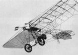 Samolot pionierski Grade z 1909 r. (Źródło: archiwum).