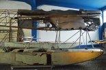 Wodnosamolot Heinkel HD-5f (D-OIMP) w zbiorach Muzeum Lotnictwa Polskiego w Krakowie. (Źródło: Alan Wilson, Wikimedia Commons).