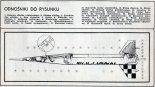 "IL ""Meteor-2H"", schemat konstrukcji. (Źródło: Modelarz nr 1/1971)."