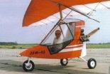 Motolotnia ZEM-93 z bliska. (Źródło: ze zbiorów rodziny Wolf via Przegląd Lotniczy Aviation  Revue nr 10/2004).