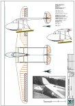 Plany motoszybowca ITS-8. (Źródło: Copyright zubik2).
