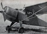 Jakowlew Jak-12R lotnictwa ZSRR. (Źródło: Modelarz nr 8/1955).