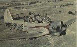 Samolot Jakowlew Jak-18 (SP-BNE) należący do Aeroklubu Jeleniogórskiego. (Źródło: Skrzydlata Polska nr 30/1964).