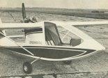 Przód samolotu. (Źródło: Modelarz nr 3/1974).