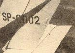 """Usterzenie samolot J-1 """"Prząśniczka"""" z nr rejestracyjnym SP-0002. (Źródło: via Konrad Zienkiewicz)."""