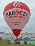 """Balon Kubíček BB-26Z (SP-BEV) """"Rakoczy"""". (Źródło: Copyright Ladislav Zápařka via """"LZ- przedstawiciel  czeskiego przemysłu lotniczego w Polsce"""")."""