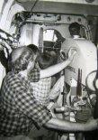 """""""Gacek"""" transportowany w kabinie samolotu An-2. (Źródło: Copyright Jarosław Rumszewicz)."""