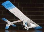 """Model kartonowy samolotu samolotu RW-01 """"Skoczek"""". (Źródło: FORUM MODELARZY KARTONOWYCH - http://www.konradus.com/forum/)."""