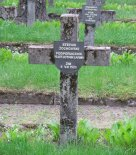 Grób ppor. pil. Stefana Żochowskiego na cmentarzu wojskowym na Powązkach. (Źródło: Copyright Michał Olczak via www.niebieskaeskadra.pl/).