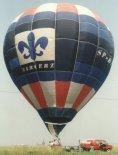 "Balon Harcerz (SP-BZP). (Źródło: Harclot via ""Wikimedia Commons"")."