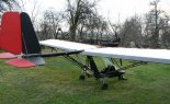 Flightstar w widoku 3/4 z tyłu. (Źródło: Copyright Janusz Kowalik).