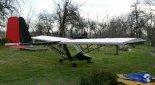Ultralekki samolot sportowy Flightstar zakupiony w 2007 r. przez Janusza Kowalika. (Źródło: Copyright Janusz Kowalik).