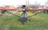 Flightstar zakupiony przez Janusza Kowalika w widoku z przodu. (Źródło: Copyright Janusz Kowalik).