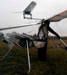 """Druga wersja napędu lotniowego """"Szerszeń MZ 175"""" zamontowany na lotni A.I.R.  """"Atos"""". (Źródło: Copyright Piotr Nowak)."""
