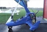 """Wózek motolotniowy Apollo """"Delta Jet"""". (Źródło: www.halley.hu)."""