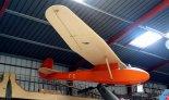 """Szybowiec SA. 103 """"Émouchet"""" w zbiorach Musée de l'Epopée de l'Industrie et de l'Aéronautique. (Źródło: Alf van Beem via Wikimedia Commons)."""