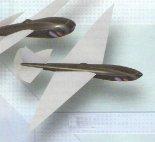 """Wizja bojowego BSL  """"Warmate"""" w pierwotnej wersji zaprezentowanej podczas MSPO 2012. (Źródło: Flytronic)."""