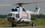 Jeden z Mi-8PS floty rządowej linii Rossiya Airlines. (Źródło: Sergey Riabsev via Wikimedia Commons).