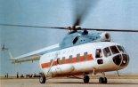 Jednosilnikowy pierwszy prototyp śmigłowca W-8. (Źródło: archiwum).