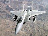"""Samolot myśliwski przewagi powietrznej McDonnell Douglas F-15C """"Eagle"""". (Źródło: U. S. Air Force)."""