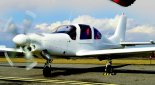 Samolot I-31T podczas prób. (Źródło: Instytut Lotnictwa. Research for future).