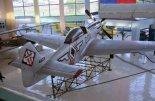 """Eksponat muzealny samolotu North American P-51D """"Mustang"""" w barwach lotnictwa wojskowego Filipin. (Źrodło: via Wikimedia Commons)."""