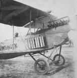 Samolot szkolny DFW B-II. (Źródło: archiwum).