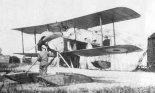 """Wodnosamolot Sopwith """"Schneider"""" w służbie Royal Naval Air Service. (Źródło: archiwum)."""