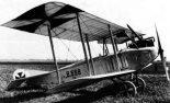Samolot rozpoznawczy Aviatik B-II (P.15a) niemieckiego lotnictwa wojskowego. (Źródło: archiwum).