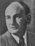 Tadeusz Kostia. (Źródło: Skrzydlata Polska nr 3/1957).