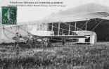 """Samolot Farman MF.7 """"Longhorn"""" francuskiego lotnictwa morskiego. Lotnisko Toussus-le-Noble koło Etampes. (Źródło: archiwum)."""