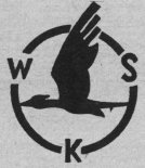 Wytwórnia Sprzętu Komunikacyjnego nr 6, logo.  (Źr,ódło: Skrzydlata Polska nr 42/1978).