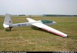 Szybowiec akrobacyjny Swift S-1 (HB-3139). (Źródło: Copyright Piotr Biskupski).
