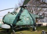 """Śmigłowiec do zwalczania okrętów podwodnych Mil Mi-4ME w Muzeum Marynarki Wojennej w Gdyni. (Źródło: Copyright Krzysztof Godlewski- """"airfoto.pl"""")."""