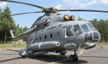 """Śmigłowiec Mil Mi-8MTV-1 Lotnictwa Marynarki Wojennej. (Źródło: Copyright Krzysztof Godlewski- """"airfoto.pl"""")."""