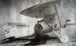 Morane-Saulnier MS-30E1 w barwach polskich. (Źródło: archiwum).