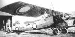 """Wersja Morane-Saulnier MS-4  """"Marczet"""" w barwach lotnictwa rosyjskiego. (Źródło: archiwum)."""