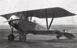 Samolot szkolno- treningowy Nieuport 80E2 używany w Szkole Pilotów w Bydgoszczy. (Źródło: forum.odkrywca.pl).