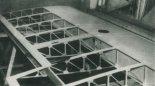 """""""Aerosport II"""" w czasie budowy- skrzydło przed pokryciem płótnem. (Źródło: Skrzydlata Polska nr 7-8/1991)."""