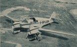Samolot Aero Ae-145 w w służbie polskiego lotnictwa sanitarnego. (Źródło: Skrzydlata Polska nr 11/1967).