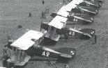 Samoloty Potez XV polskiego lotnictwa wojskowego. (Źródło: archiwum).