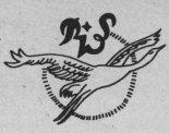 Logo Podlaskiej Wytwórni Samolotów. (Źródło: Skrzydlata Polska nr 42/1978).