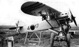 Samolot myśliwski PWS-10 w służbie lotnictwa nacjonalistycznej Hiszpanii. (Źródło: archiwum).