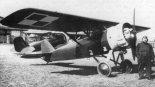 Samolot treningowo-akrobacyjny PWS-11 bis. (Źródło: archiwum).