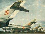 Samoloty Lim-2 polskiego lotnictwa wojskowego. (Źródło: Skrzydlata Polska nr 27/1963).