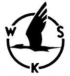Logo Wytwórni Sprzętu Komunikacyjnego w latach 1949-1951. (Źródło: rys. Krzysztof Luto).