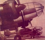 "Samoloty bombowe PZL-37A ""Łoś"". (Źródło: Lotnictwo Aviation International nr 17/1993)."