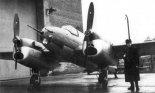Pierwszy prototyp PZL-38/I z silnikami Ranger. (Źródło: archiwum).